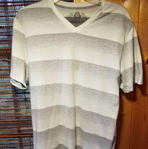 American Rag - V Neck Short Sleeve Tee Shirt